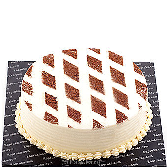 Kapruka Eggless Ribbon Cake