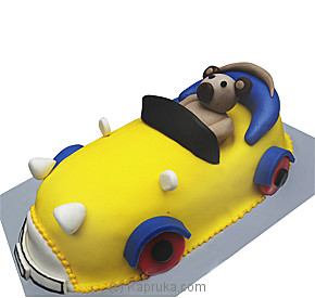 Kapruka My Car Cake