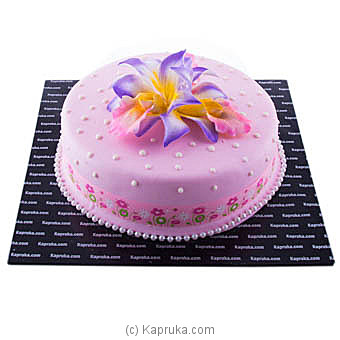 Kapruka Summer Bliss Cake
