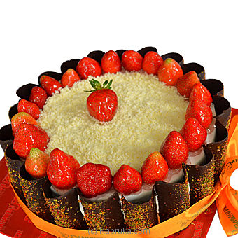 Mahaweli Reach Strawberry Rich Gateaux