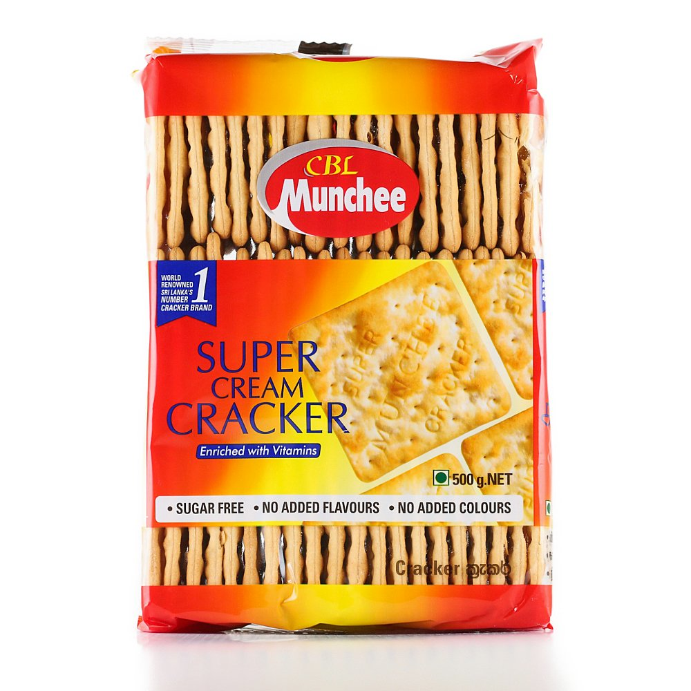 Munchee Super Cream Cracker 500g