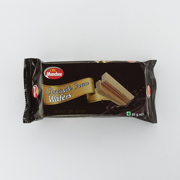 Munchee Wafer Chocolate 85g