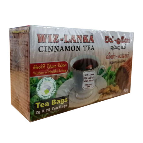 Wiz-Lanka Cinnamon Tea