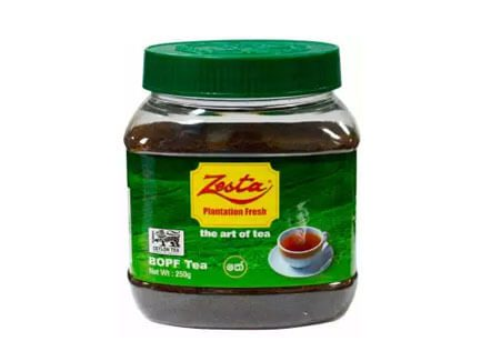 Zesta Premium Tea Pet Bottle  250G