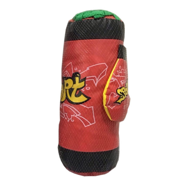 Kids Sports Boxing Hanging Mini Punching Bag With Gloves