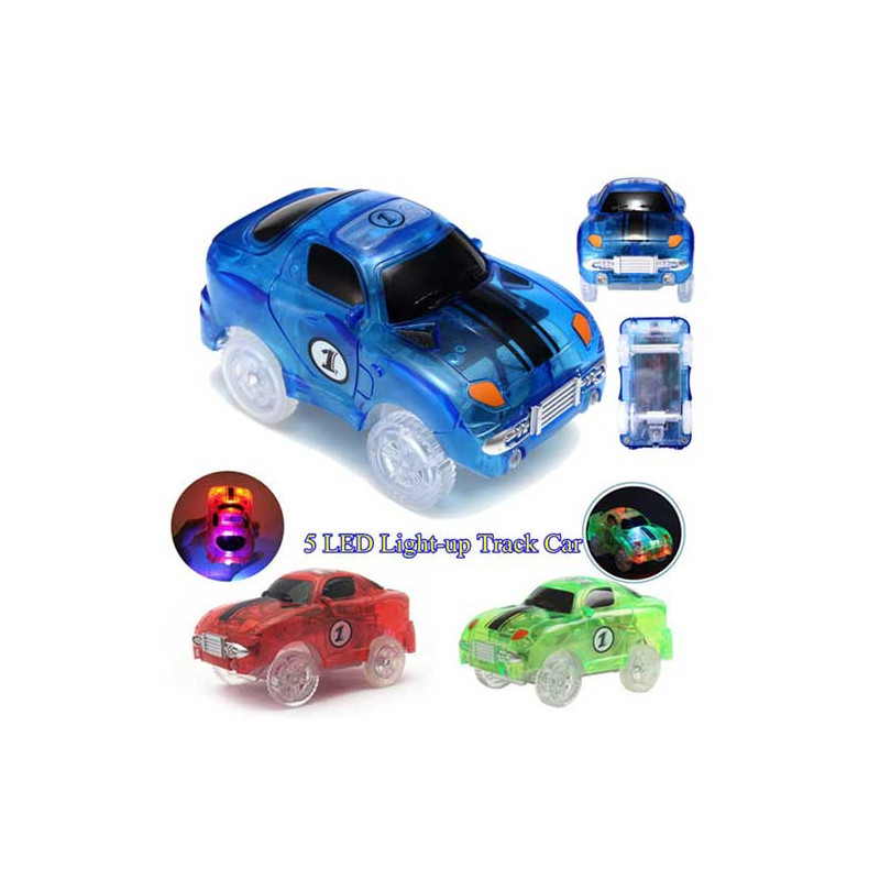 Magic Track Toys Car