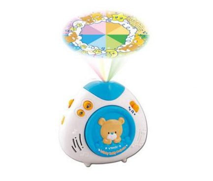 Vtech Lullaby Teddy Projector