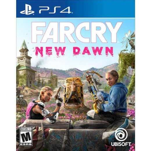 Ubisoft Far Cry: New Dawn