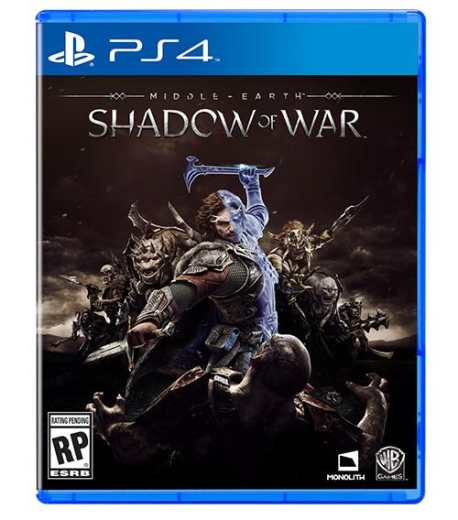 Monolith Productions Middle-Earth: Shadow of War