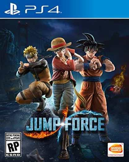 SPIKE CHUNSOFT PS4 Game - Jump Force