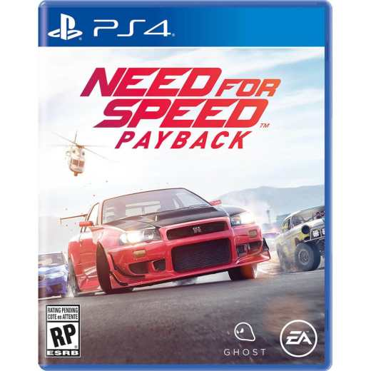 Ghost Games Need For Speed: Payback