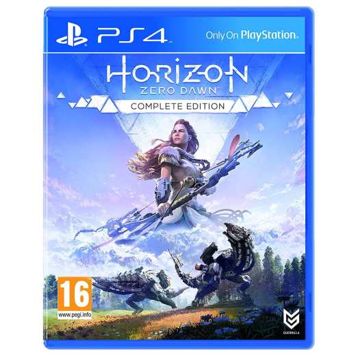 Sony Game - Horizon Zero Dawn: Complete Edition