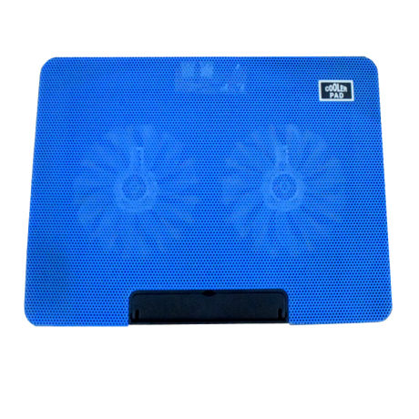 Dual Fan Adjustable Notebook Cooling Pad A2