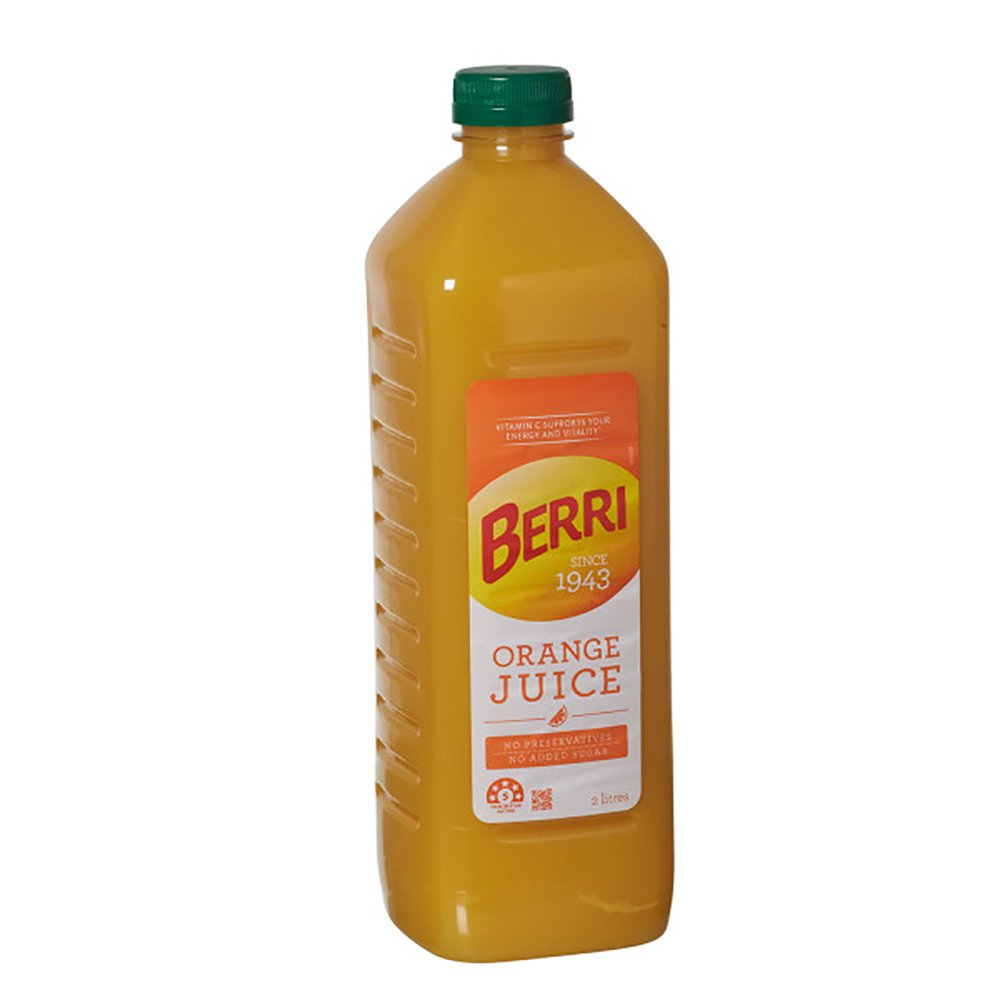Berri Orange Juice 2l