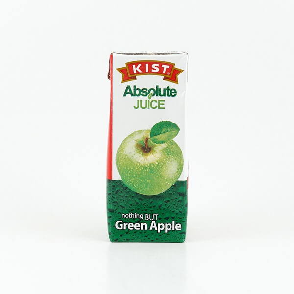 Kist Green Apple Absolute Juice 200mL