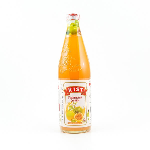 Kist Passion Fruit Cordial 750mL