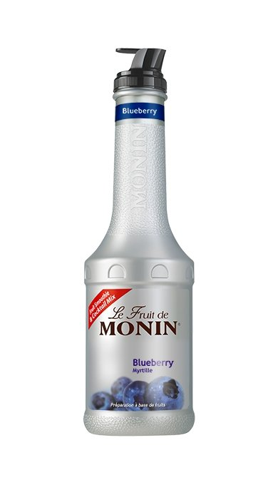 Monin Blueberry Fruit Mix 1L