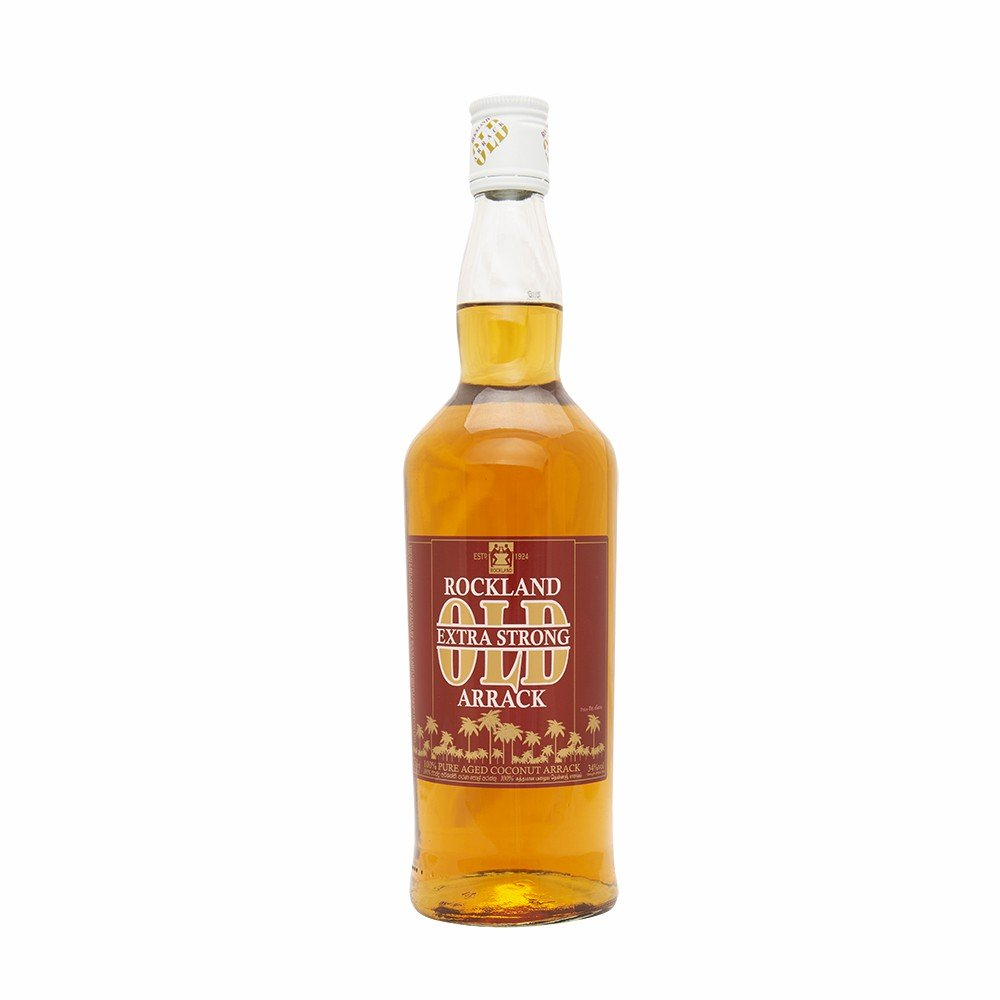 Rockland Extra Strong Old Arrack 750ML