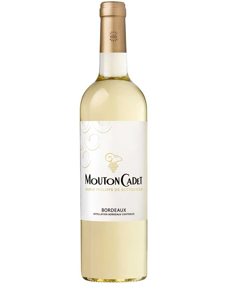 Baron Philippe De Rothschild Mouton Cadet White 750ml